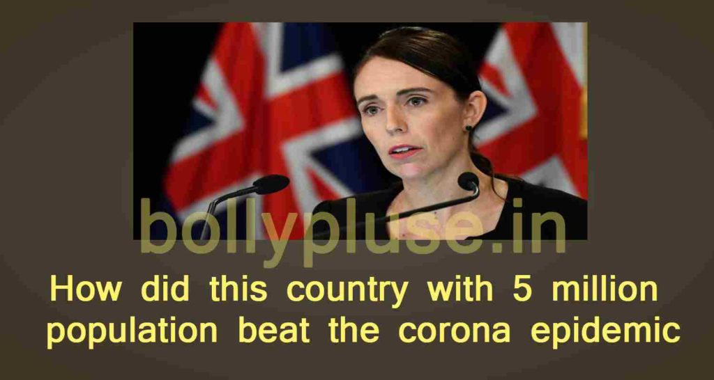 How did this country with 5 million population beat the corona epidemic