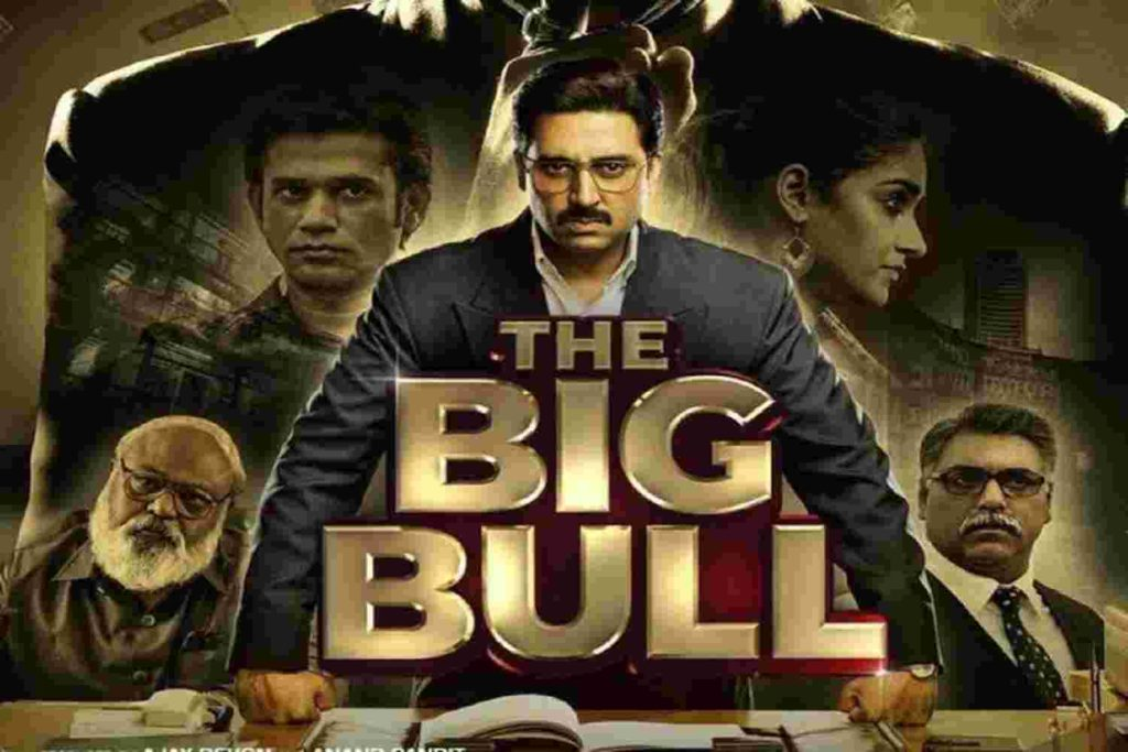 Download] The Big Bull Movie Download 300Mb leaked by Filmywap